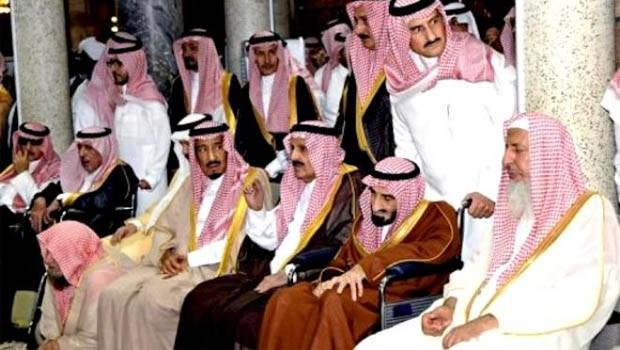 szaúdi klán