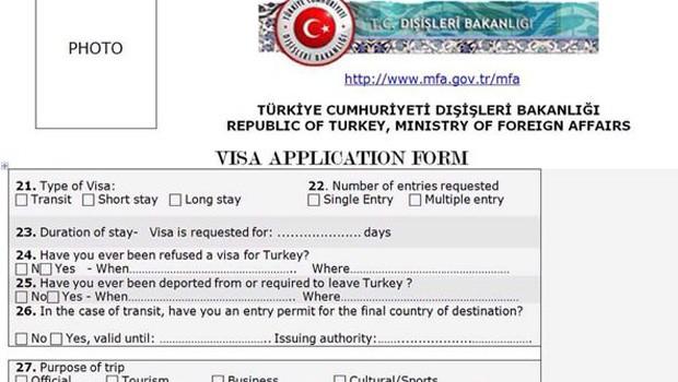 török vizum