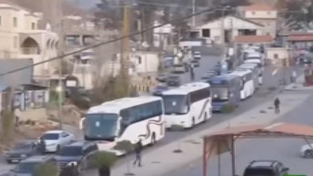 zabadani evakuálása