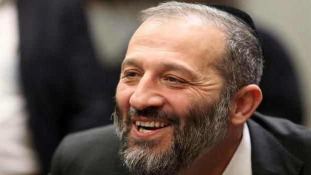 Arije Deri israel minister