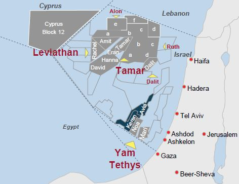 Noble-to-Supply-Tamar-Gas-to-Jordan