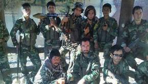 afgán harcosok