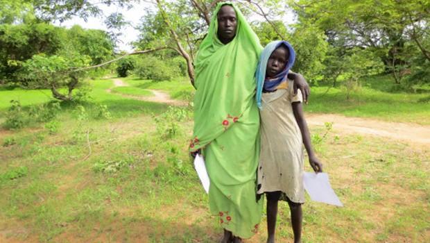 dél szudán dinka