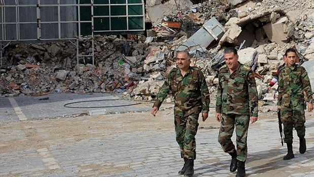 daraya syria army