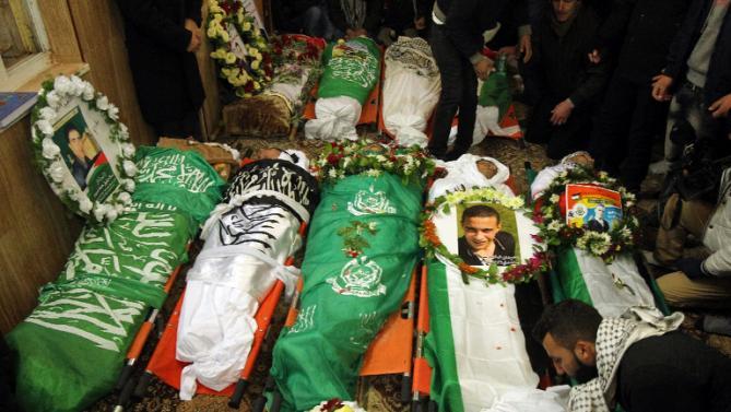 hebron temetés