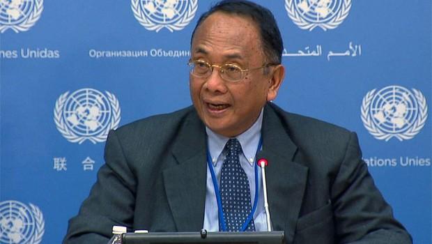 indonéz diplomata