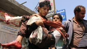 jemeni háború