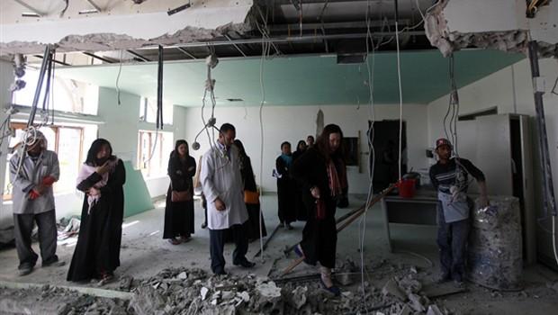 jemeni kórház