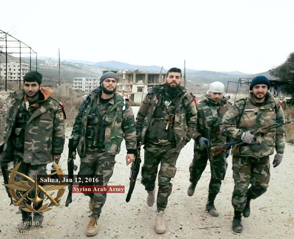 lattakia syria army