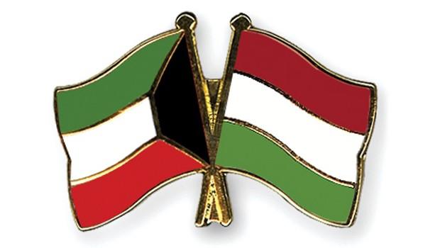 magyar kuvait zászló