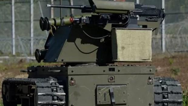 orosz robotfegyverek