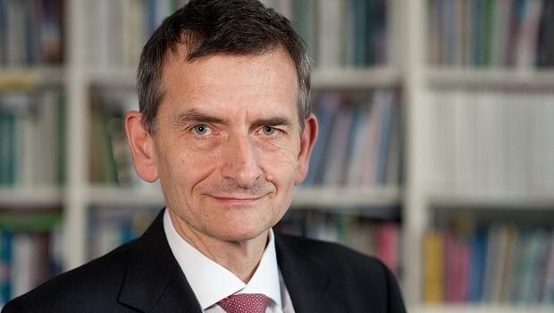 Volker Perthes, a Szíria elleni programok kulcsfigurája (Foró: BR.de)
