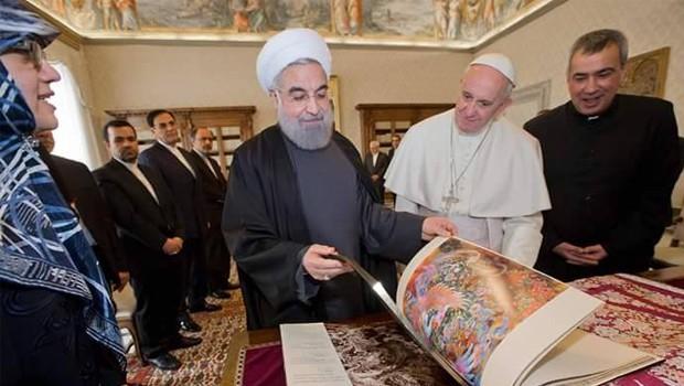 rohani ferenc pápa
