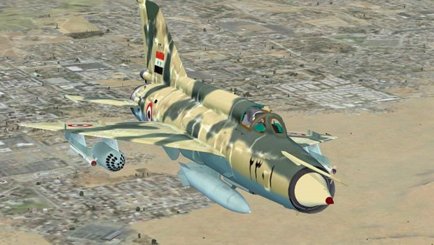 syria airforce