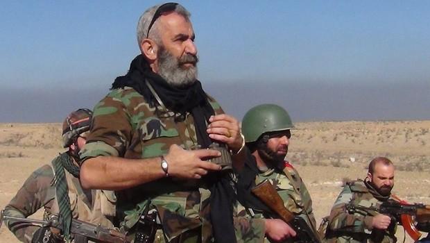 syria army deir ezzor