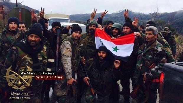 syria army lattako