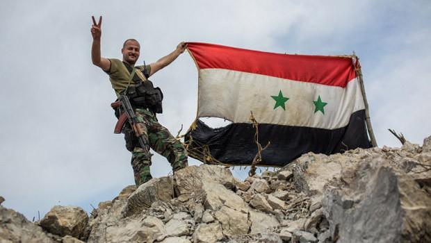 syria army salma