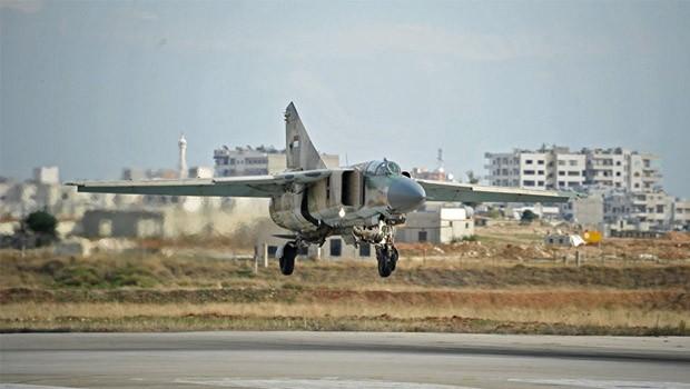 szír vadászgép