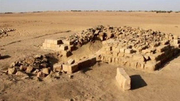 szudáni régészeti lelett