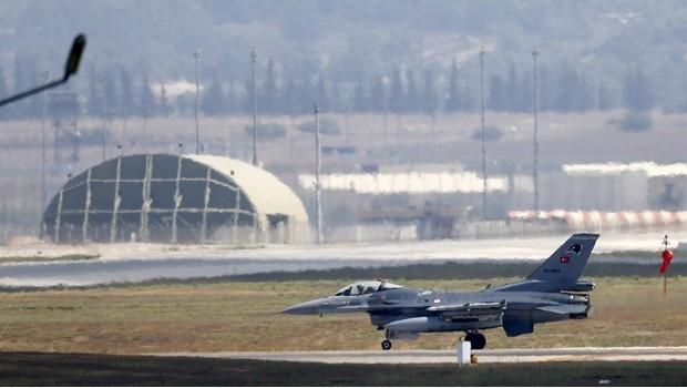 török légibázis