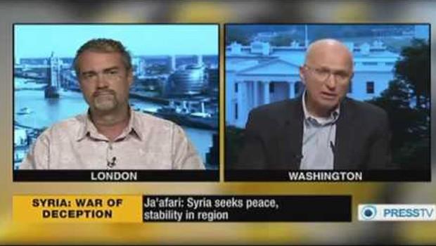 Kenneth O'Keefe syria