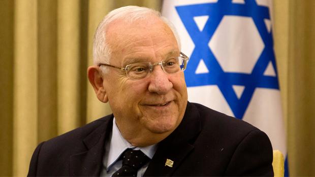 Reuven Rivlin köztársasági elnök