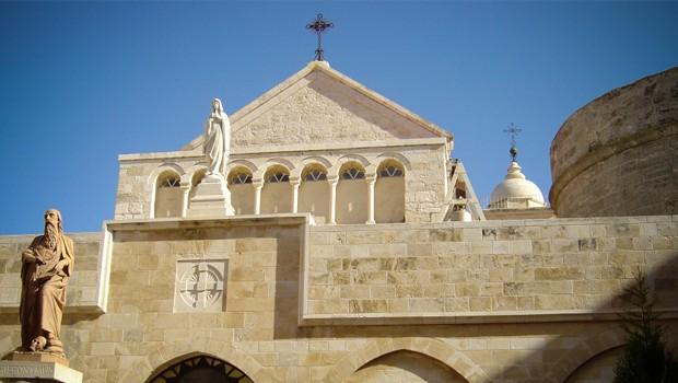 betlehemi templom