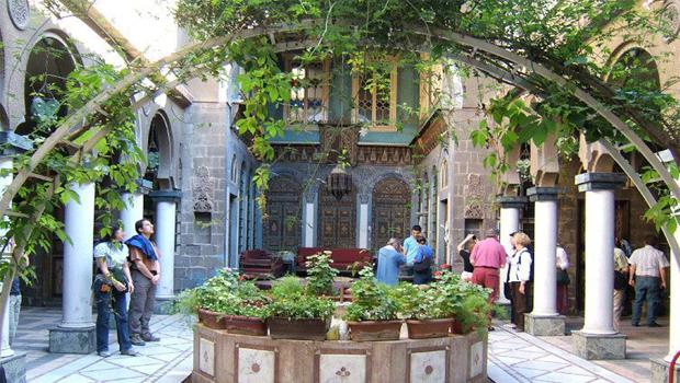 damaszkuszi ház
