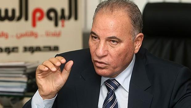 egyiptomi igazságügyi miniszter