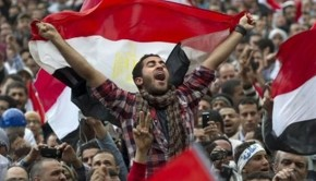 egyiptomi tüntetés
