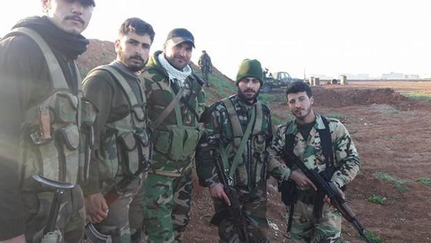 hezbollah katonái