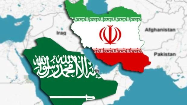 irán szaúd
