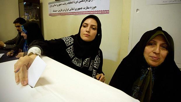 iráni választás
