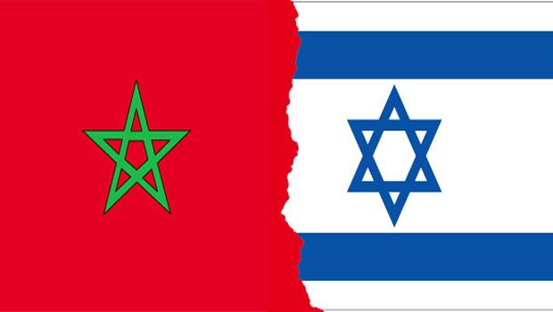 izrael marokkó