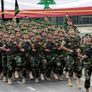 libanoni hadsereg