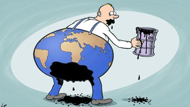 olaj föld