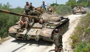 syria aarmy deir ezzor