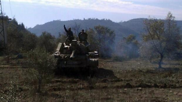 syria army 32134