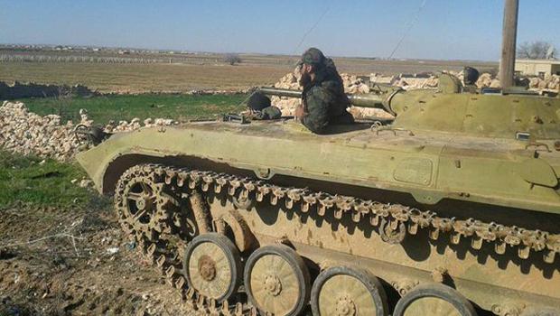syria army aleppo tigris