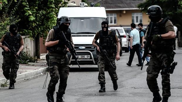 török rendprség