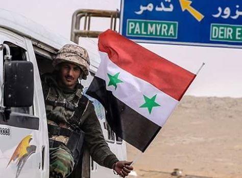 Az offenzíva fólytatódik Al-Rakka és Deir Ezzor felé