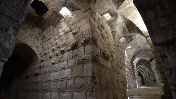A damaszkuszi citadella kutatásában is közreműködik a PPKE Régészeti Tanszék
