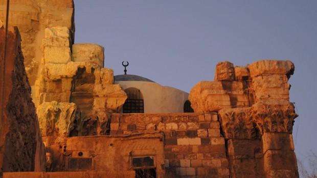 Damaszkusz - ókor és középkor találkozása az Omajjád-mecset sarkán