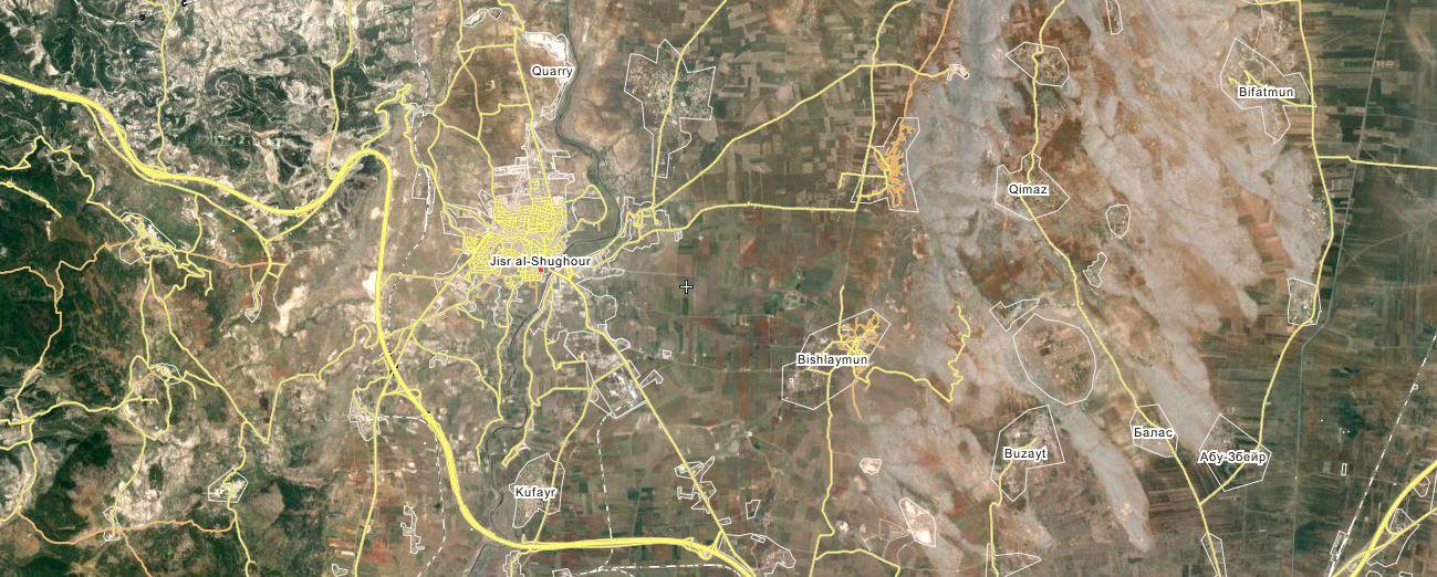 Jisr-al-shughour