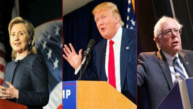 USA elnökjelölt aspiránsai
