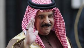 bahreini király