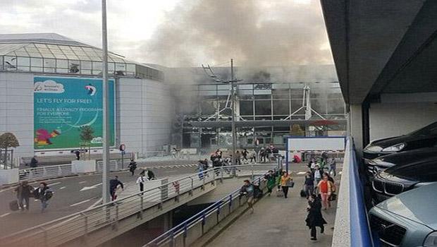 brüsszeli reptér