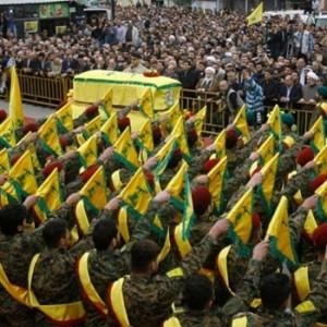 hezbollah temetés