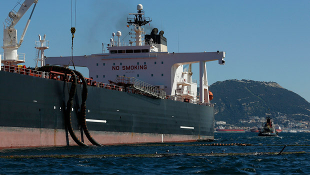 iráni teherhajó