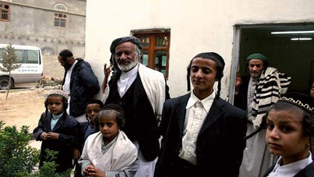 jemeni zsidók